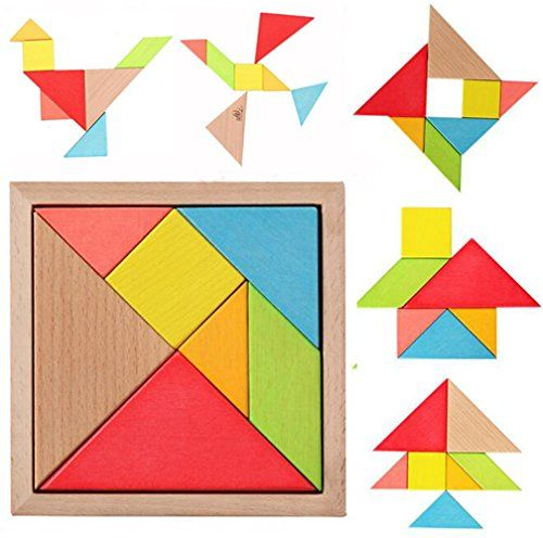 Tangram Christmas Tree: 173 Best Images About Gifts For $20 Or Less On Pinterest