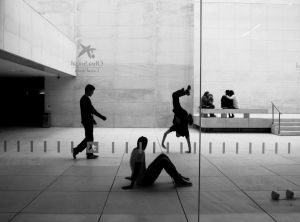 Dance in life.