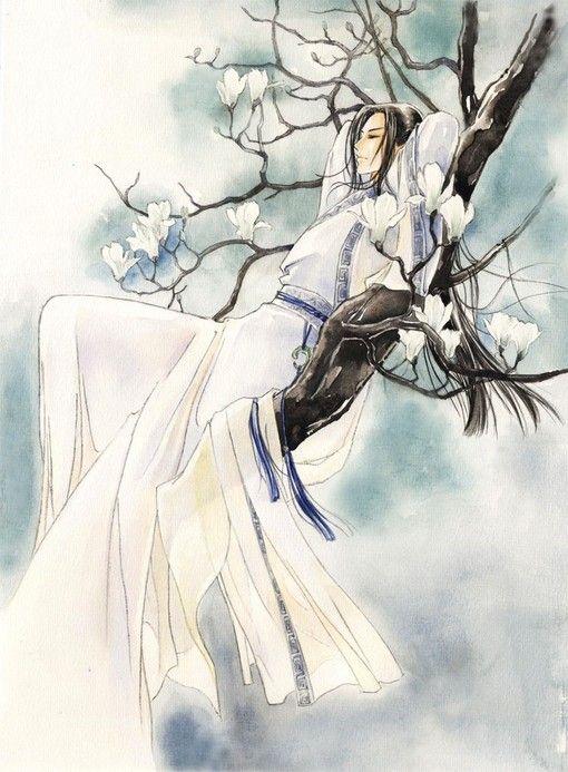 古风绘、古风绘 (Lin's Wuxia style...XD)