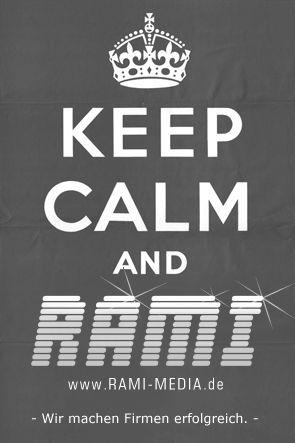 Erfolgreiche Firmen verlassen sich bereits seit Jahren auf unsere Dienste - darauf sind wir sehr stolz. Unsere Kunden waren bereits in bekannten TV-Sendungen (RTL/VOX uvm.) zu sehen, sind international bekannt oder haben weitere Erfolge zu verzeichnen.  Fragen Sie uns - wir beraten Sie gerne: 0711-5050336 oder www.Rami-Media.de  Mehr von Rami: http://fb.rami-media.de