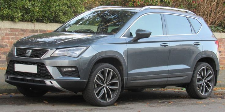Seat Ateca Crossover Cars City Car Crossover Suv