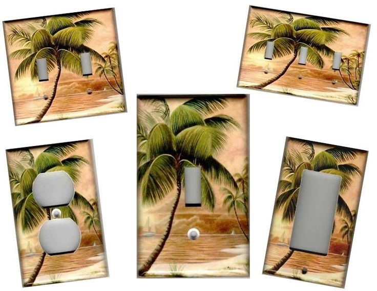 17 best images about palm tree decor on pinterest for Palm tree home decorations