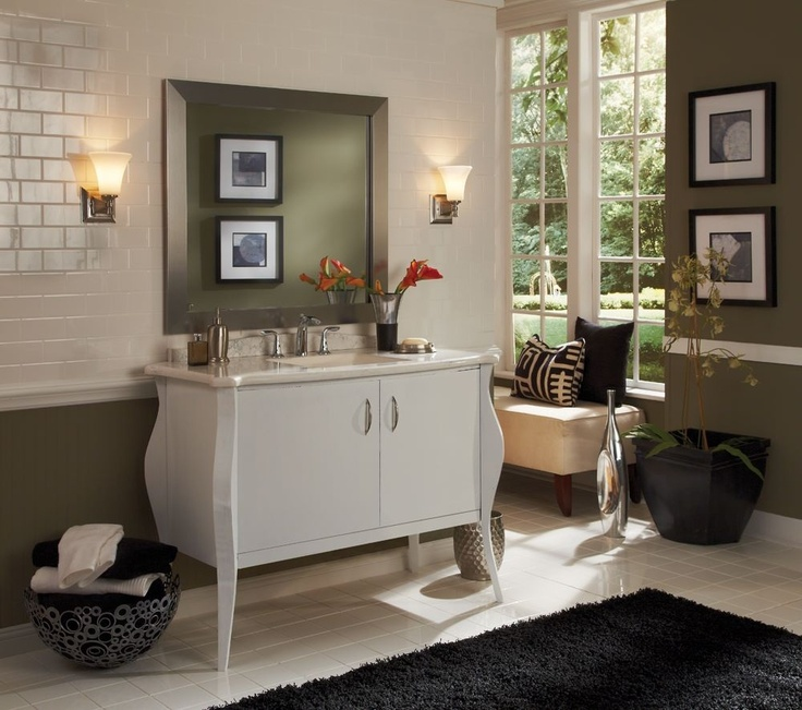 Image On Frame a bathroom mirror in minutes with MirrorMate us custom mirror frame kit frame styles made for the bath
