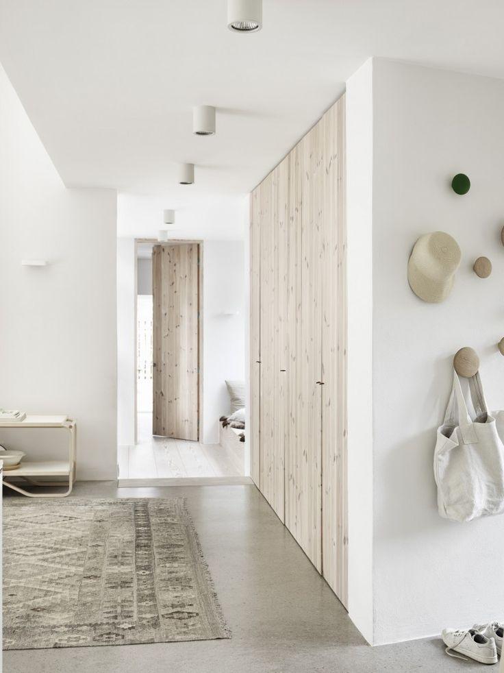 La madera reina absoluta de las decoraciones naturales - Frisse puertas ...