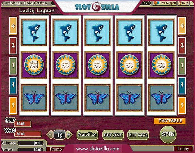 Lucky Lagoon Slot free #slot_machine #game presented by www.Slotozilla.com - World's biggest source of #free_slots where you can play slots for fun, free of charge, instantly online (no download or registration required) . So, spin some reels at Slotozilla! Lucky Lagoon Slot slots direct link: http://www.slotozilla.com/free-slots/lucky-lagoon-slot