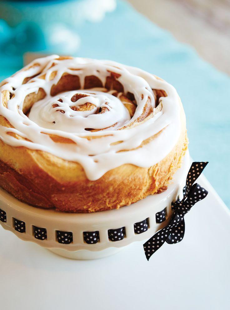 Recette de gâteau brioche à la cannelle de Ricardo