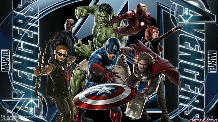 All thor hd   The Avengers HD Wallpaper by ~ Timetravel6000v2