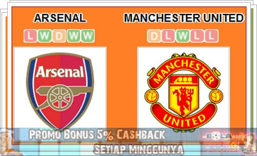 manchester united arsenal on tv