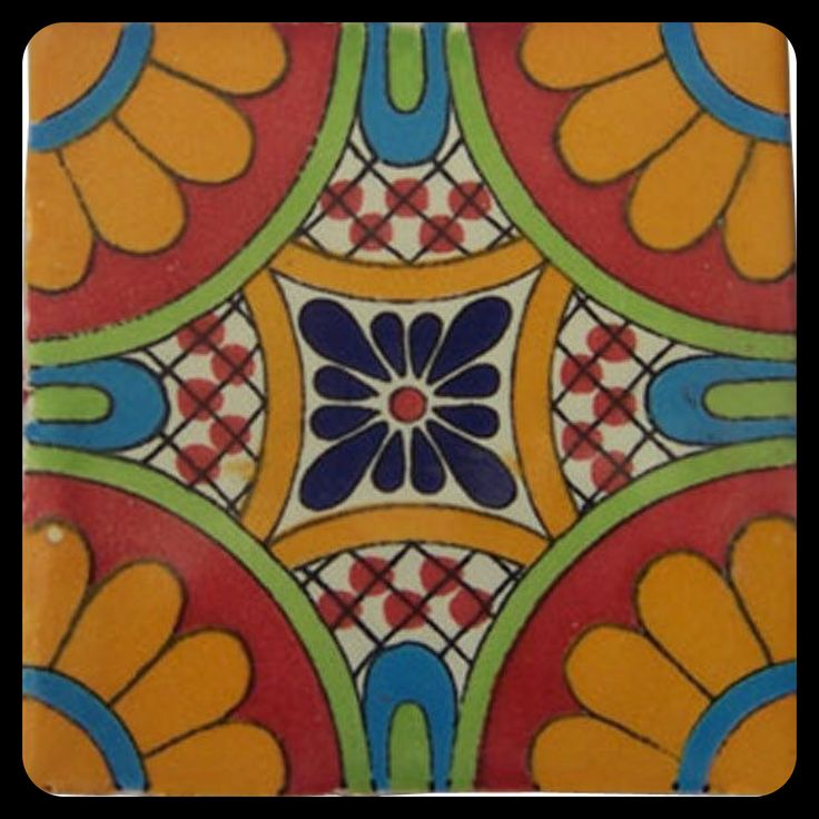 Talavera Mexican Tile : More At FOSTERGINGER  @ Pinterest