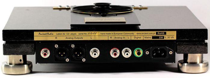 6moons audio reviews: Ancient Audio Lektor Air V-Edition