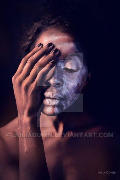 AfterVelvet photo Julia Dunin by JuliaDunin  #PolskaMalowana #fotografia #photography #portrait #portret #kobieta #woman #emotive