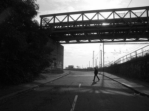 Holesovice bridge