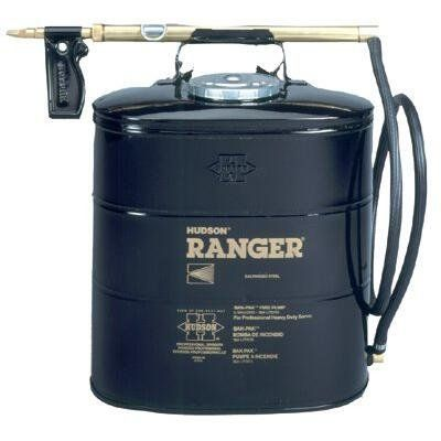 H. D. Hudson - Ranger Bak-Pak Fire Pump Sprayers Ranger Galv. Steel Single-Acting Pump: 451-94015 - ranger galv. steel single-acting pump by H. D. Hudson. $138.87. 451-94015 Features: -Endural epoxy coating.-For forestry and grass fires, or position anywhere water extinguisher is required.-Single-Action brass trombone pump.-Capacity Vol.: 5 gal [Max].-Body Material: Galvanized Steel.