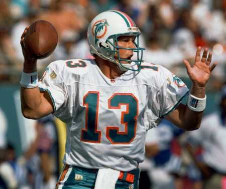 dan marino marino piled up a ton of stats