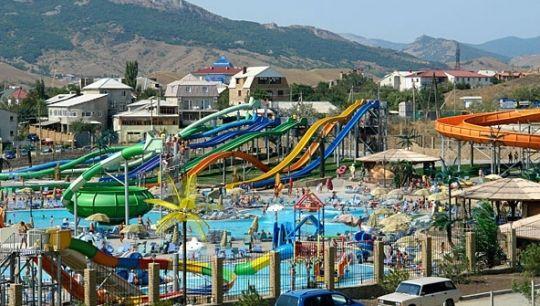 Kyrylovka - a resort on the shore of the Sea of Azov  #Kyrylovka, #Ukraine