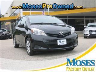 2014 Toyota Yaris LE - Toyota dealer in Hurricane WV – Used Toyota dealership serving Charleston Huntington Ohio Kentucky WV