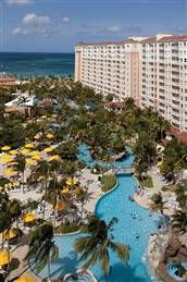 Aruba Marriott Surf Club- our favorite vacation location.