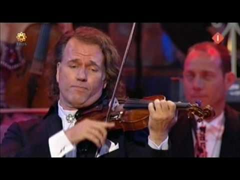 """""""America The Beautiful"""" with Andre Rieu...very touching. There is still patriotism among our people... watch the crowd."""