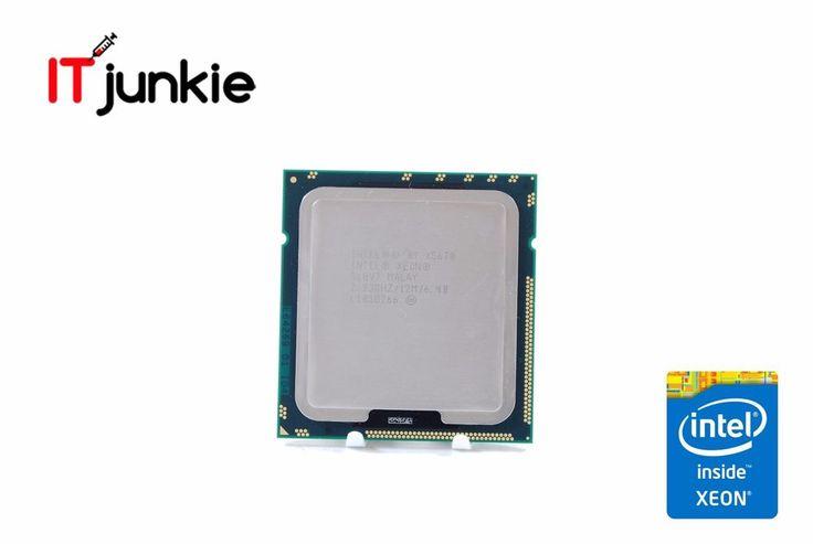 Intel Xeon X5670 / 6x 2,93 GHz SLBV7 Six-Core 6-Core 2.93 V26808-B8458-V12 CPU #Intel #IT-junkie