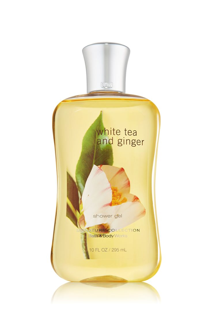 1230 best bath and body works images on pinterest bath body white tea and ginger shower gel signature collection bath body works 11 00