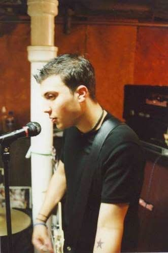 Young Frank Iero.. maybe even Pencey Prep age :3