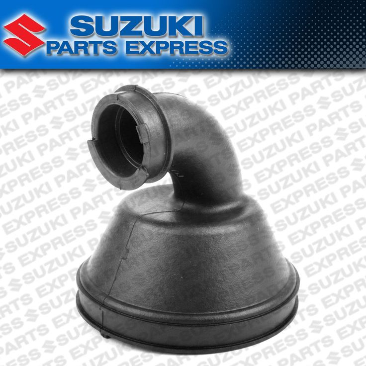 Suzuki Quadsport Lt 80 Lt80 Air Cleaner Rubber Intake Boot 13881-40b00 #atv #parts #intake #fuel #systems #air #pipes #hoses #1388140b00