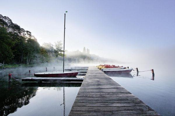 Impressionen aus Bad Saarow am Scharmützelsee… #luxus #ferienhäuser #deutschland