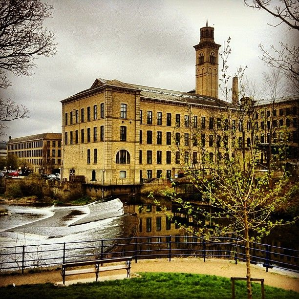 Saltaire (UNESCO World Heritage Site) - Yorkshire, England  Try the #Yorkshire #Quiz