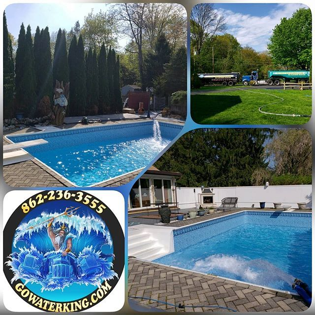 For Fast Quality Service Call Go Water King Call 862 236 3555 Visit Www Gowaterking Com Westmilfordnj Milfordnj Franklinnj W Water Delivery Water Pool