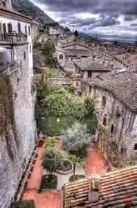 Gubbio, province of Perugia , Umbria