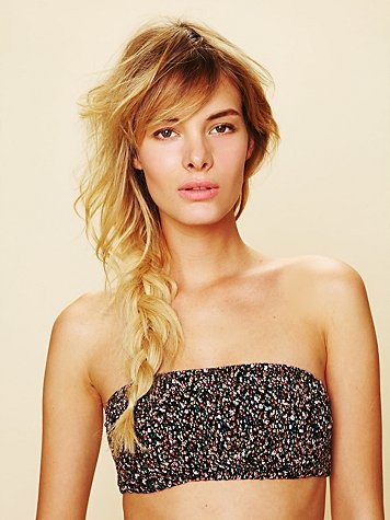 Printed Smocked Bandeau from Free people, however pinned this for her braid <3: Free Ships, Prints Bandeau, Hair Dos, Receiving Free, Smocking Bandeau, Prints Smocking, Free People, Beautiful Hair, Freepeopl Com