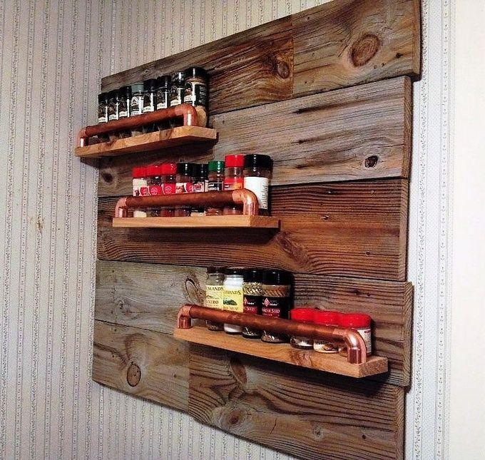 pallet shelves for kitchen 9