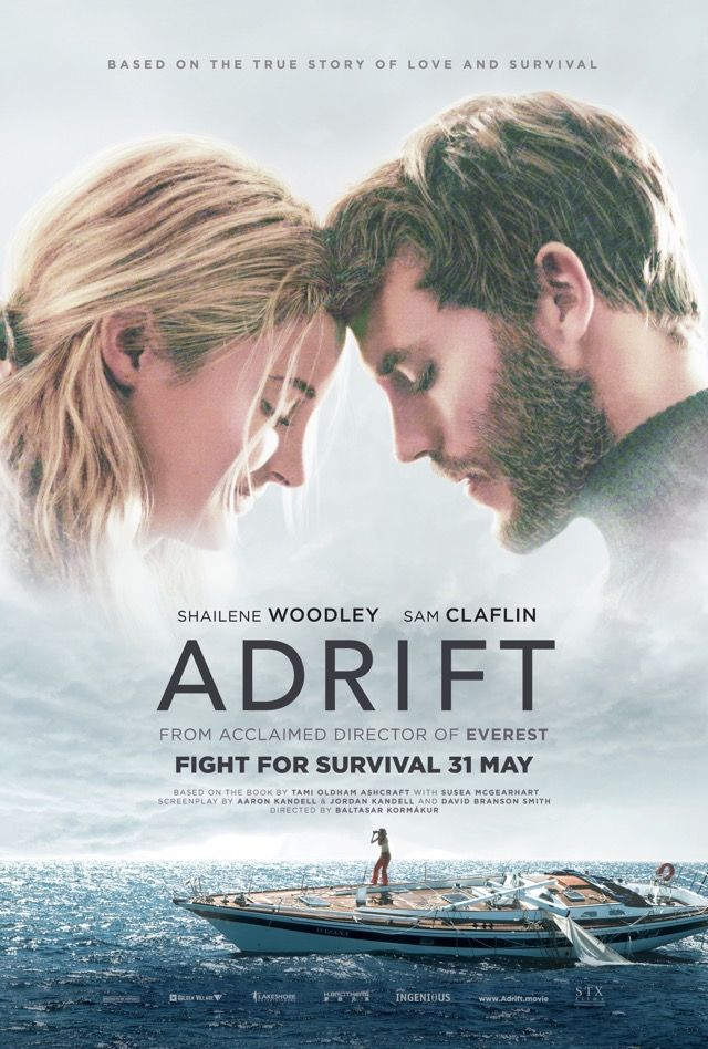 Adrift (2018) – Review | Movie Reviews and Posters | Movies
