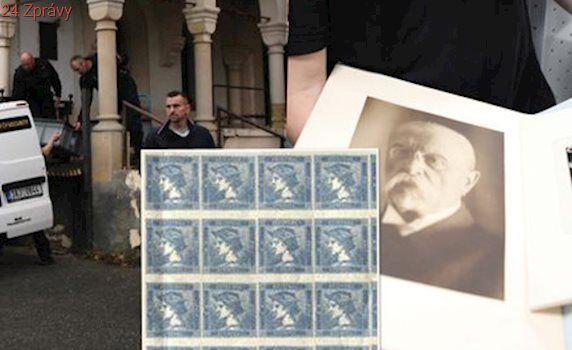 Tajná mise! Poklady Poštovního muzea přestěhovali do Holešovic ozbrojenci