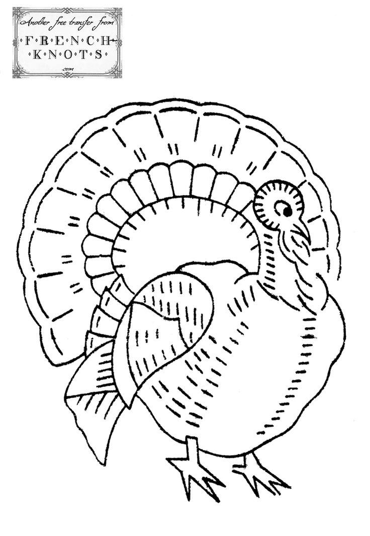 Thanksgiving Hand Embroidery Designs Ausbeta