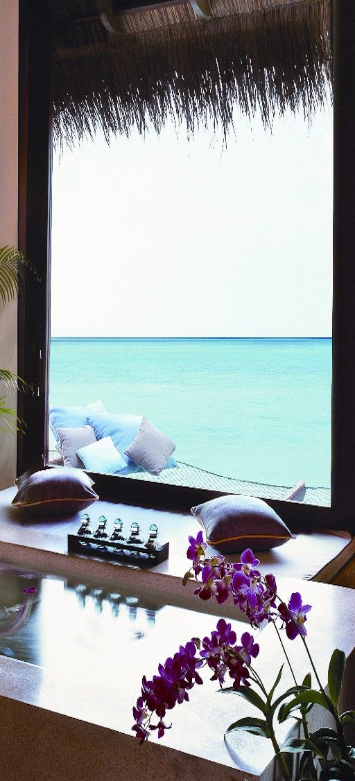 """One & Only At Reethi Rah #Maldives 