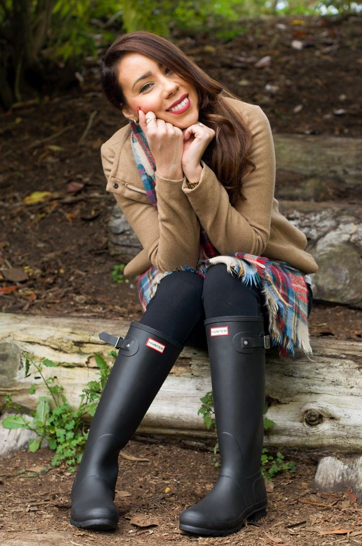 12 best Girls in Hunter Wellies images on Pinterest