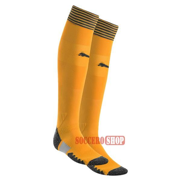 Bargain Price: Top Quality Arsenal Yellow Long Soccer Socks 2016 2017 Away Maker Direct Online Sale | Soccero-Shop