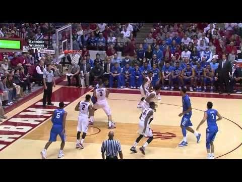 Kentucky Wildcats TV: Kentucky 70 Alabama 48