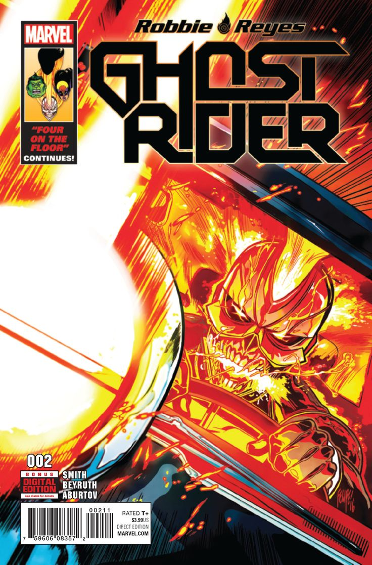 Ghost Rider (2016) Issue #2