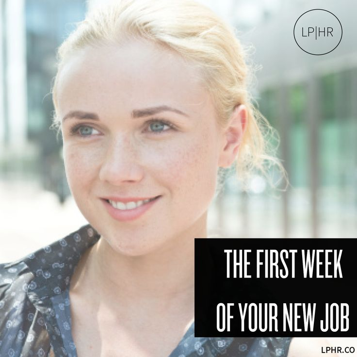 9 Things Successful People Do In The First Week Of A New Job via @BusinessInsider // http://bit.ly/1wa6LfM
