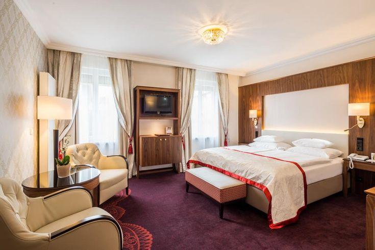 Hotel Stefanie in Vienna