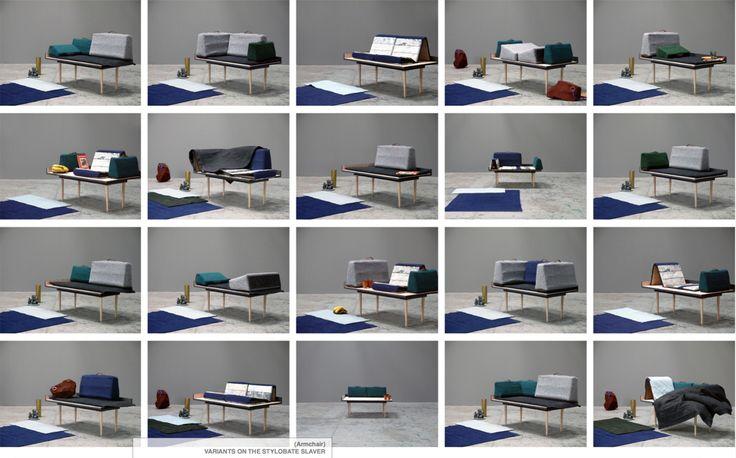 Un divano di design da inventare