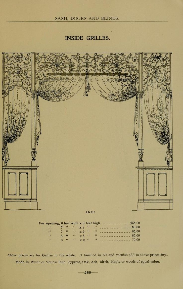 Historic window types - Find This Pin And More On Historic Window Treatment And Bedding Illustrations