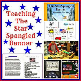 Star spangled banner activities