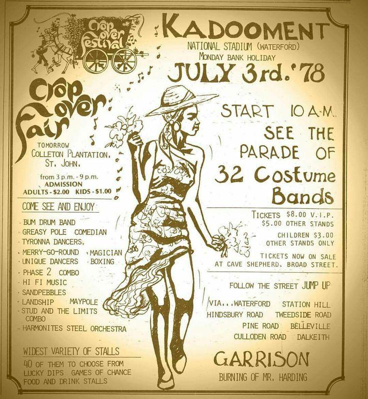 First ever Grand Kadooment
