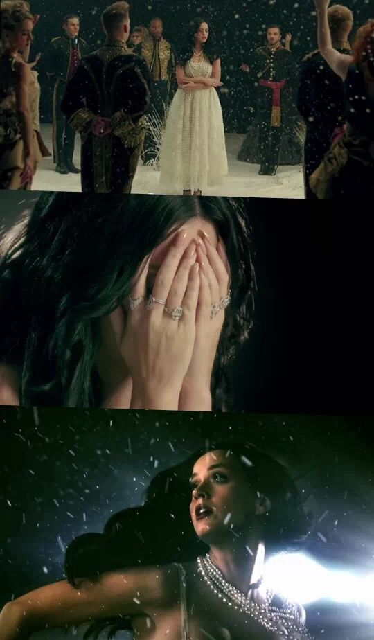 Although it's not a movie... This is one of the most beautiful music videos or videos I've ever watched! I can watch this over and over again. It's so perfect with its meaning. I still get goosebumps whenever I watch or just listen to it. Unconditionally by Katy Perry