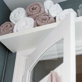 the 25+ best badezimmer regal holz ideas on pinterest   wandregal ... - Wandregal Badezimmer Holz