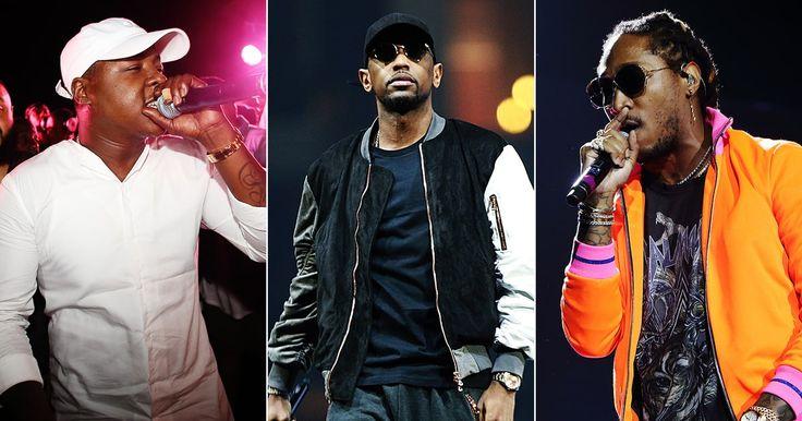 Hear Jadakiss, Fabolous, Future on Urgent New Song, 'Stand Up' #headphones #music #headphones