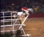 Amazing Video:  Nick Skelton on Lastic Jump Over 7 Feet 7 Inches!